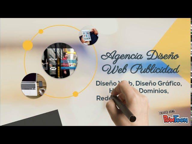 Servicios de Agencia Diseño Web Publicidad